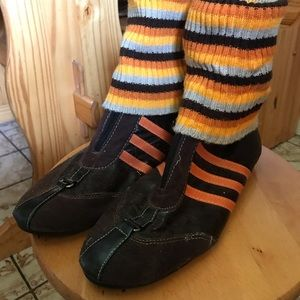 Sneakers with socks